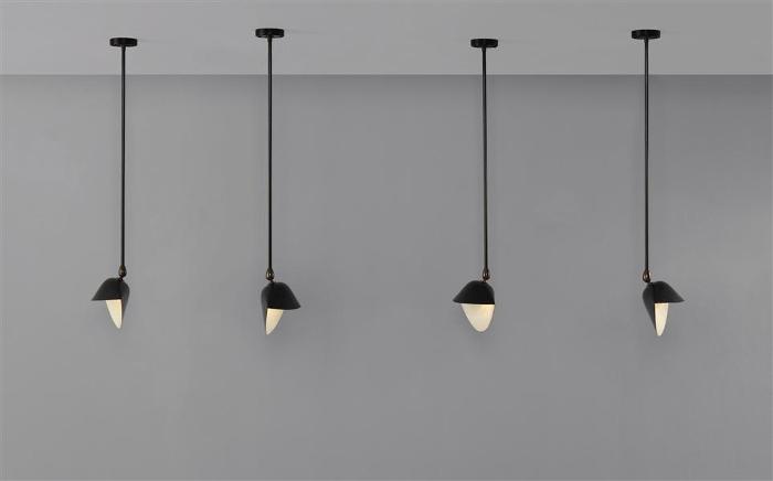 Lampe simple - Serge Mouille