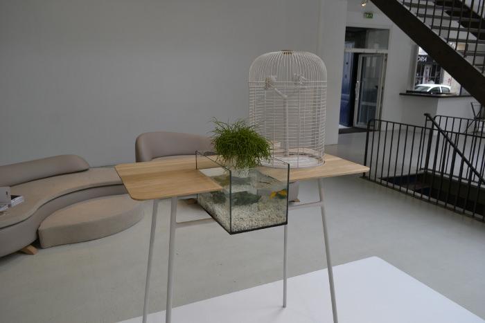 Turia la table déconnectée par Maxime Mellot