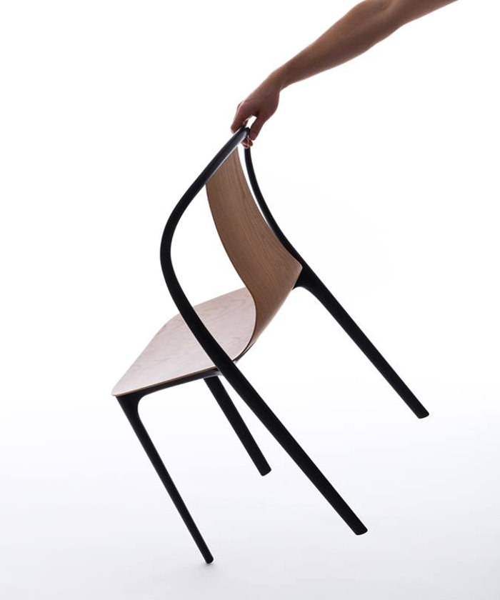 collection belleville par ronan et erwan bouroullec. Black Bedroom Furniture Sets. Home Design Ideas