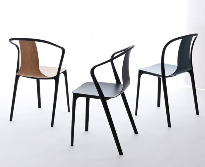 collection belleville par ronan et erwan bouroullec. Black Bedroom Furniture Sets. Home Design Ideas