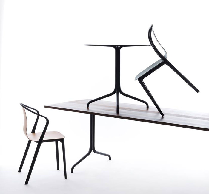 Preview Milan 2015 : Collection Belleville par Ronan et Erwan Bouroullec