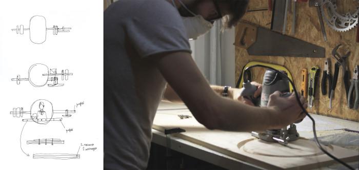 Atelier - Rite pour Cinna, Florian Dach & Dimitri Zephir
