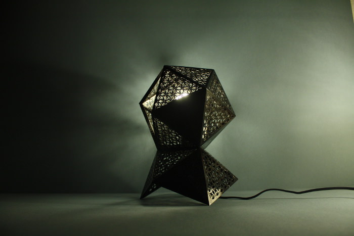 Strato - Collection luminaires Altitudes par le studio Maxwen