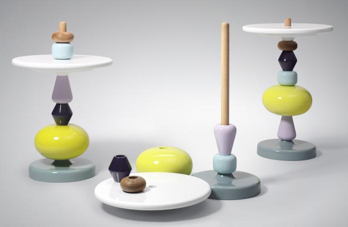 TABLE SHUFFLE PAR MIA HAMBORG - 2011