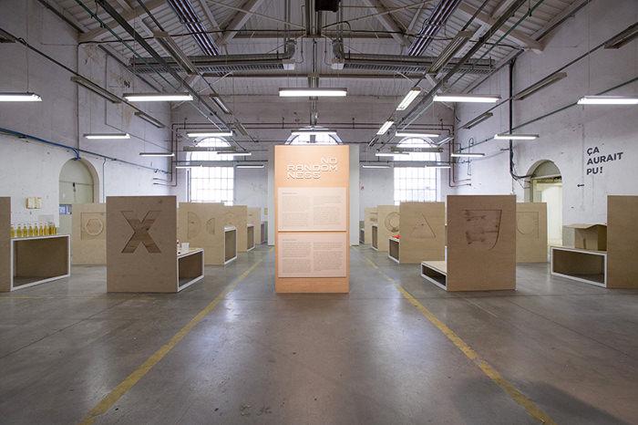 Balade IN à la Biennale Design 2015 - Exposition No Random Ness