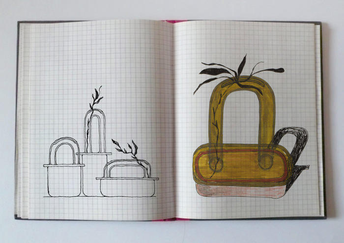 Rombas Industreal par Ionna Vautrin