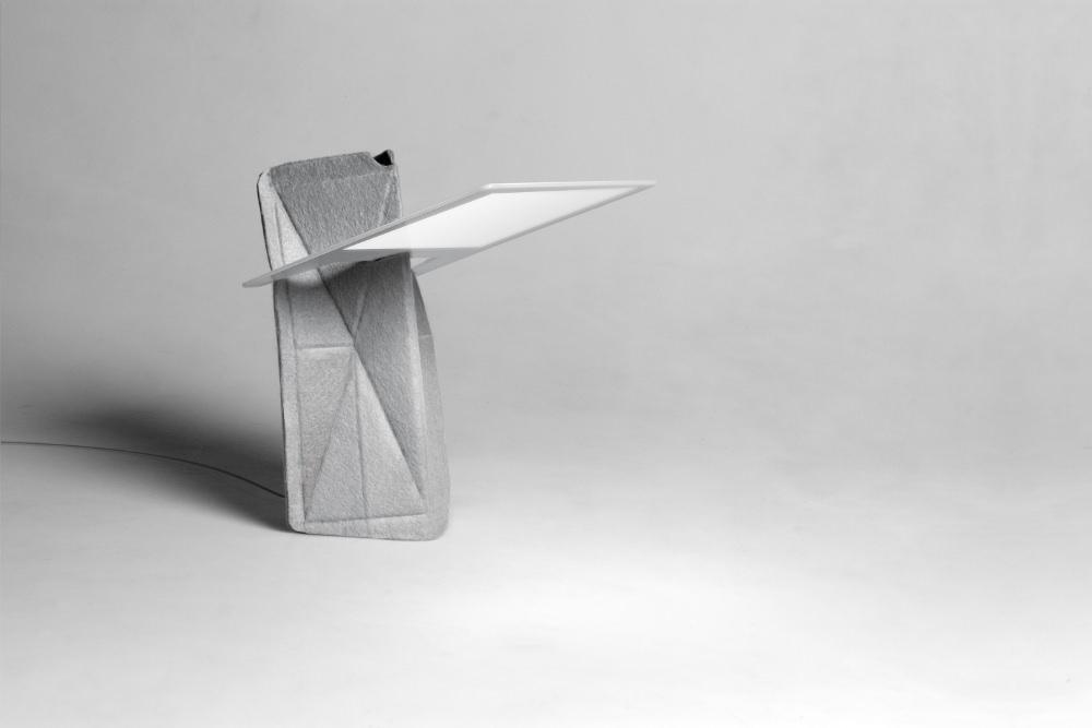 12° Portable Lamp OLED par FL Design