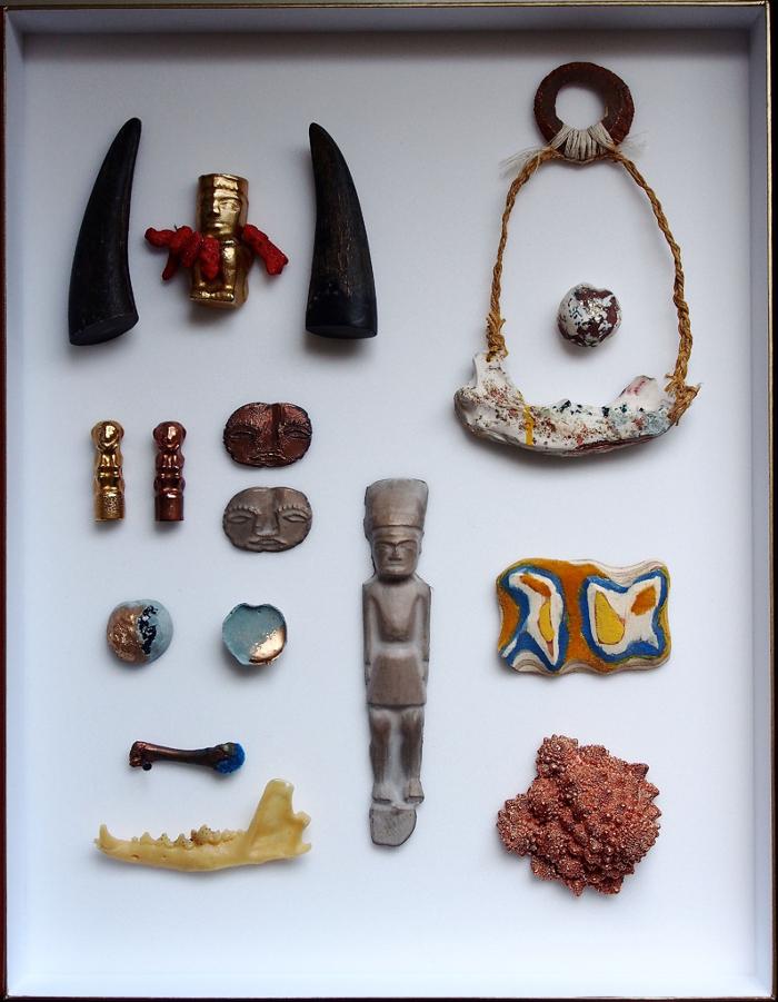 Precious objects, Yawen Chou, 2013, Taiwan
