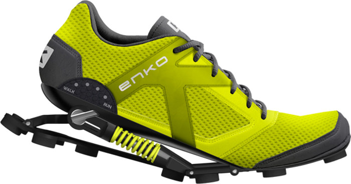 Suspension Running Shoes