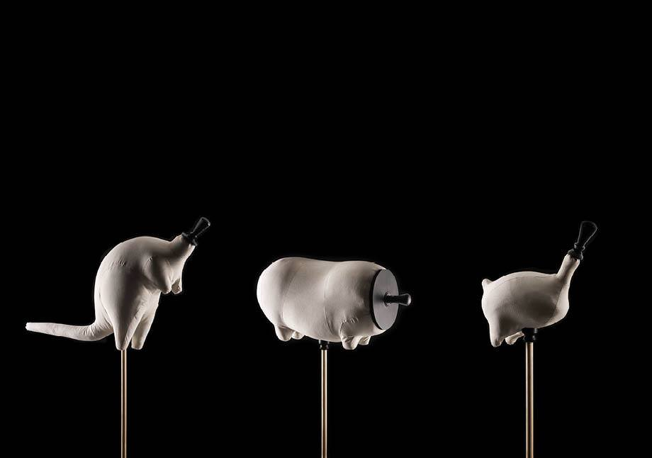 Milan 2015 : The Animal Party exposition de la HEAD