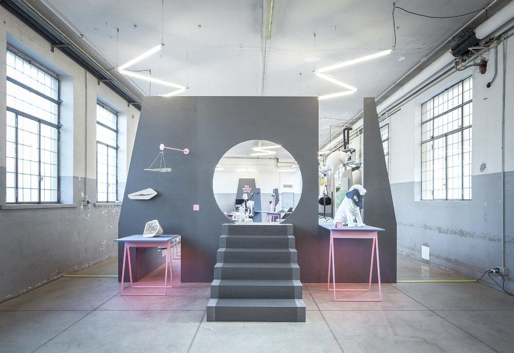 Milan 2015 : The Animal Party exposition de la HEAD