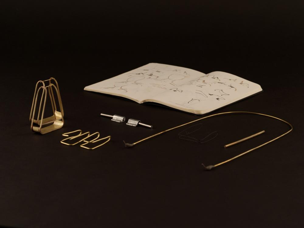Autodiscipline Wearable Jewellery - Biennale design 2015