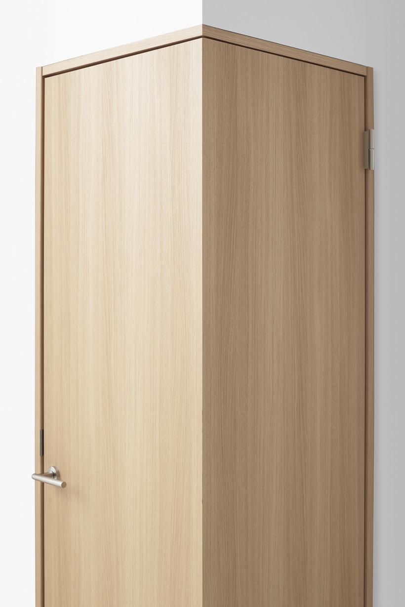 Seven Doors Nendo repense la porte pour Abe Kogyo