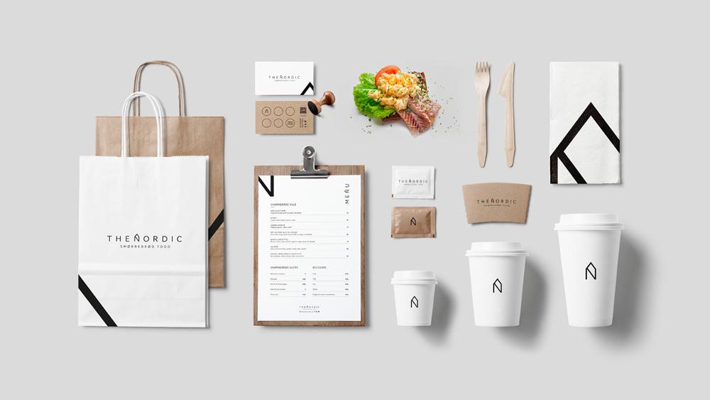 A Emporter Progression Du Packaging Restauration Rapide