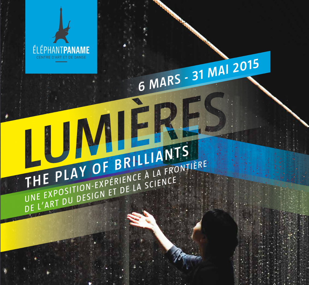 Exposition LUMIÈRES - THE PLAY OF BRILLIANTS