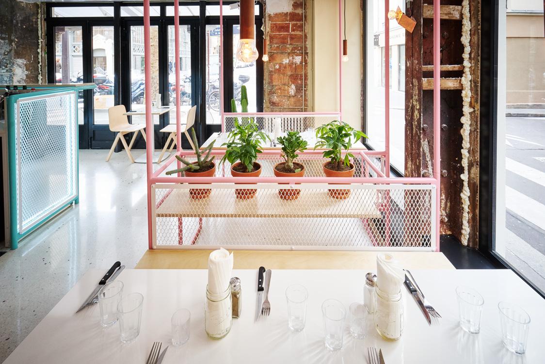 Restaurant Paris : Nouveau lieu le PNY Marais