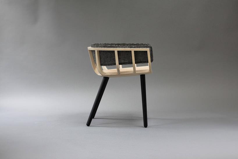 Frame Chair par le studio Notion