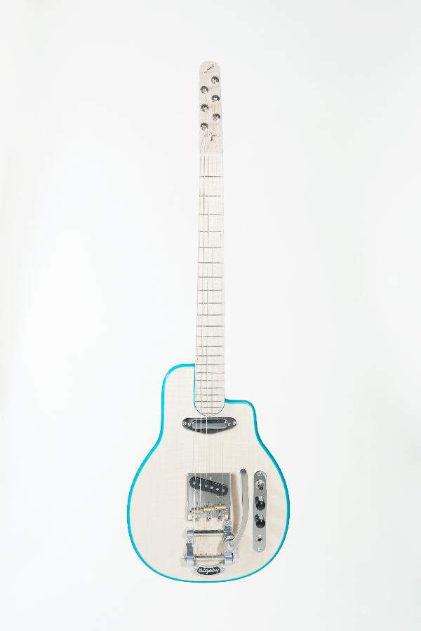 Guitare Candy par le Studio Joran Briand