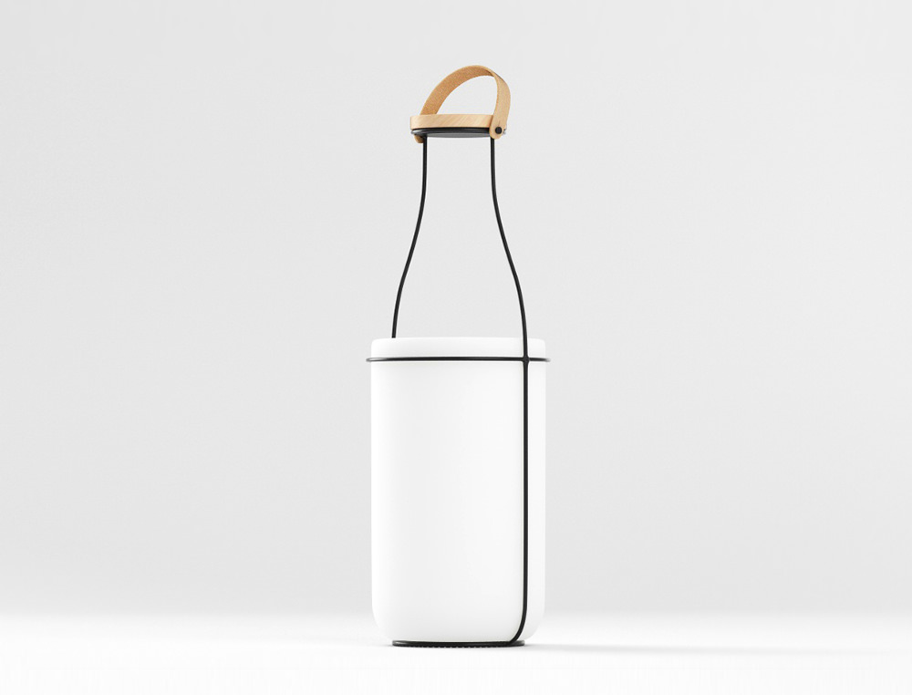 mu packing for light la baladeuse par constantin bolimond. Black Bedroom Furniture Sets. Home Design Ideas