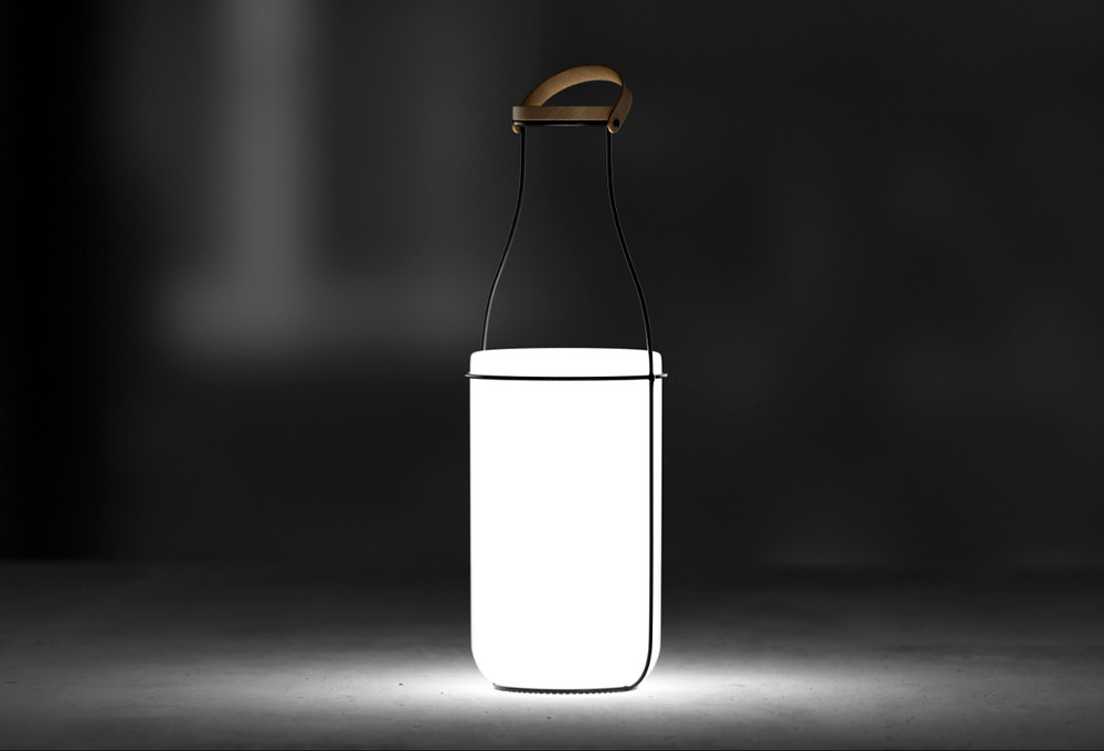 MU packing for light la baladeuse par Constantin Bolimond