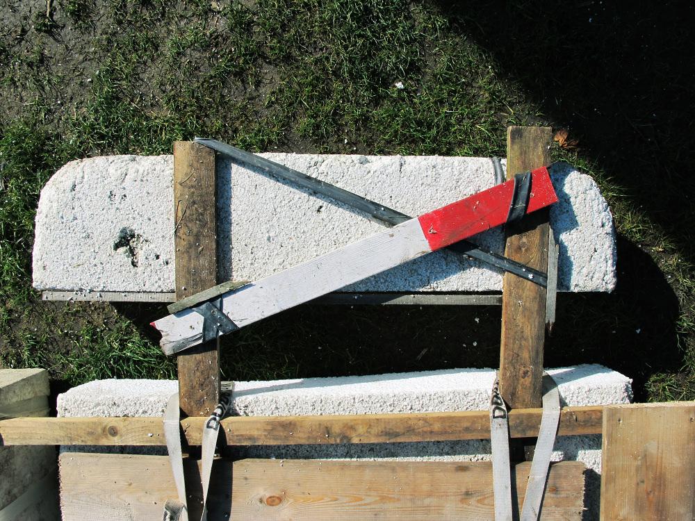 Vaguer objets à flotter - Projet Fail bateau par Jonas Edvard