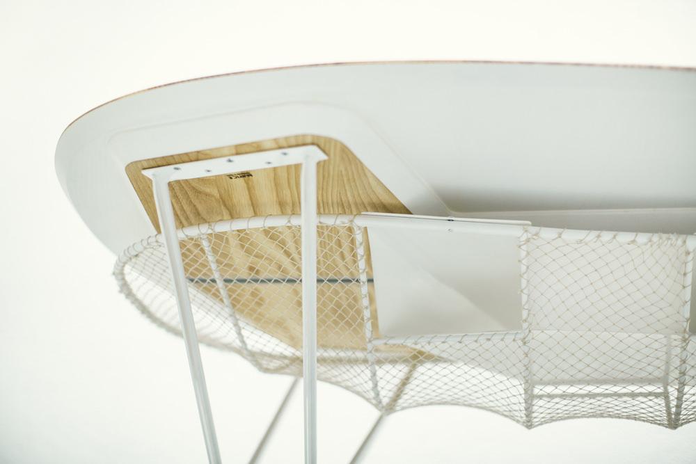 RAY la table raie monta par le Studio Mayice