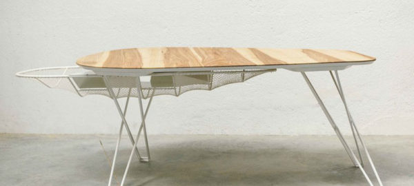 RAY la table raie monta par le Studio Mayice