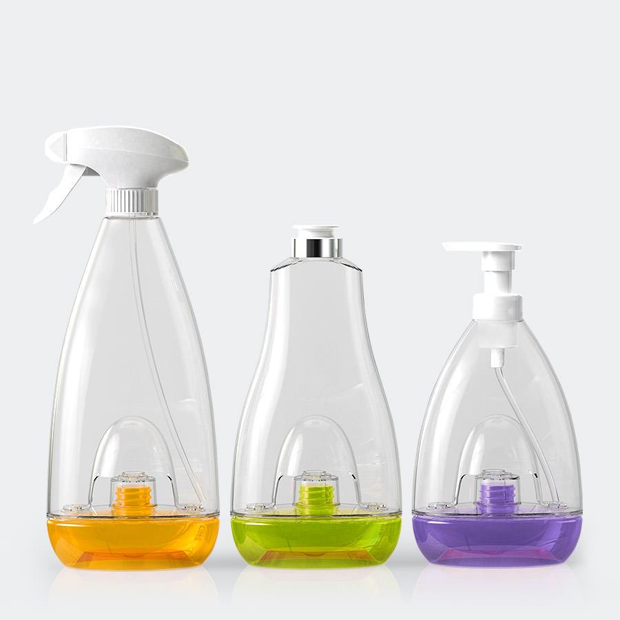 Replenish - Eco-Packaging & Produits d'entretien : Clean ways to clean
