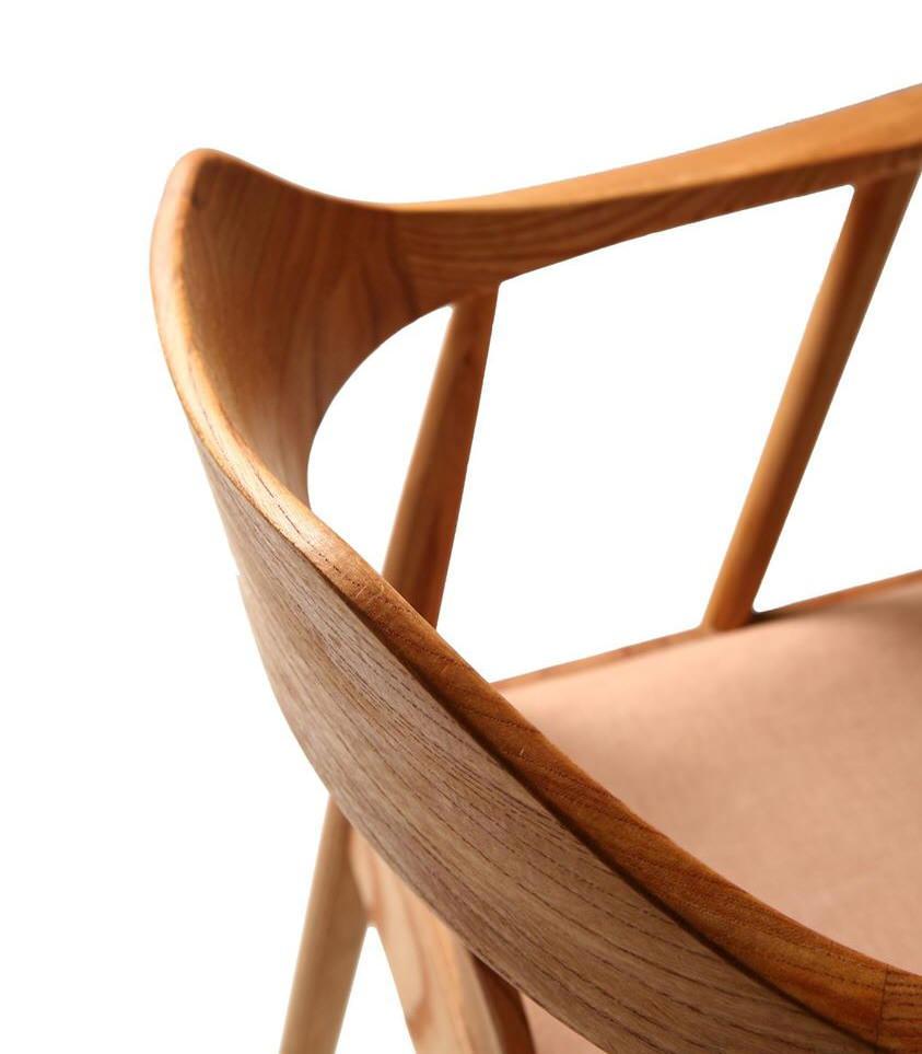 Tokunaga Furniture meuble au rabot