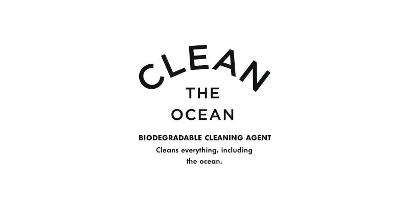 Clean the ocean - Eco-Packaging & Produits d'entretien : Clean ways to clean