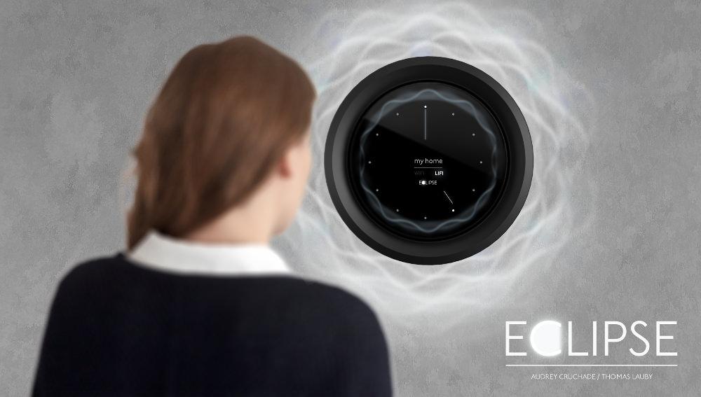 Prix Concrétisation, Audrey Cruchade et Thomas Lauby avec leur projet Eclipse