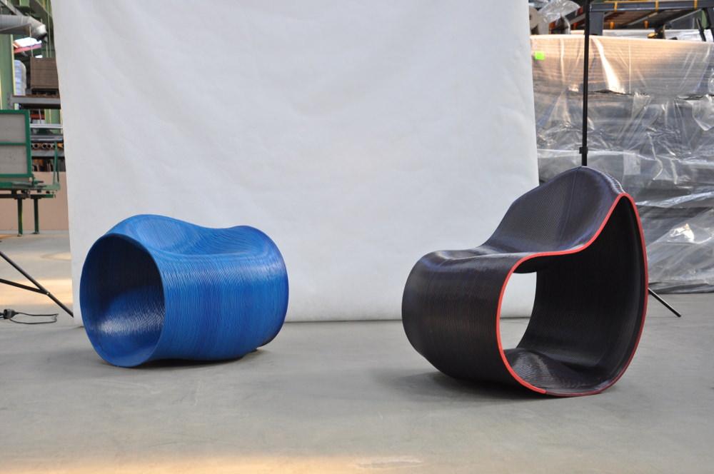 Résultats Concours mobilier impression 3D par DRAWN