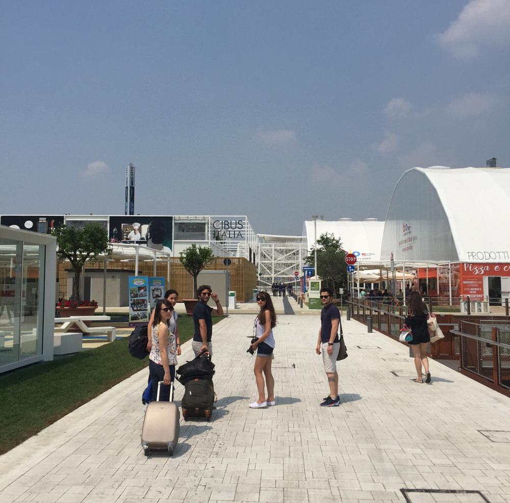 Retour sur l'exposition universelle de Milan 2015