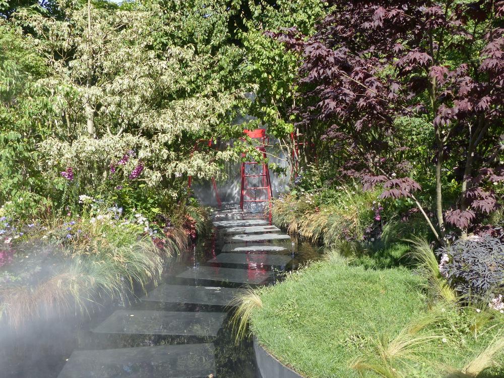 Jardins jardin 2015 le jardin noir par pierre alexandre risser et solenn m - Pierre alexandre risser ...