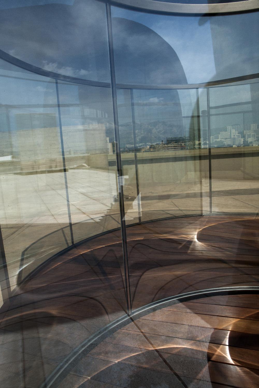 Nouvelle exposition : Observatory Playground par Dan Graham