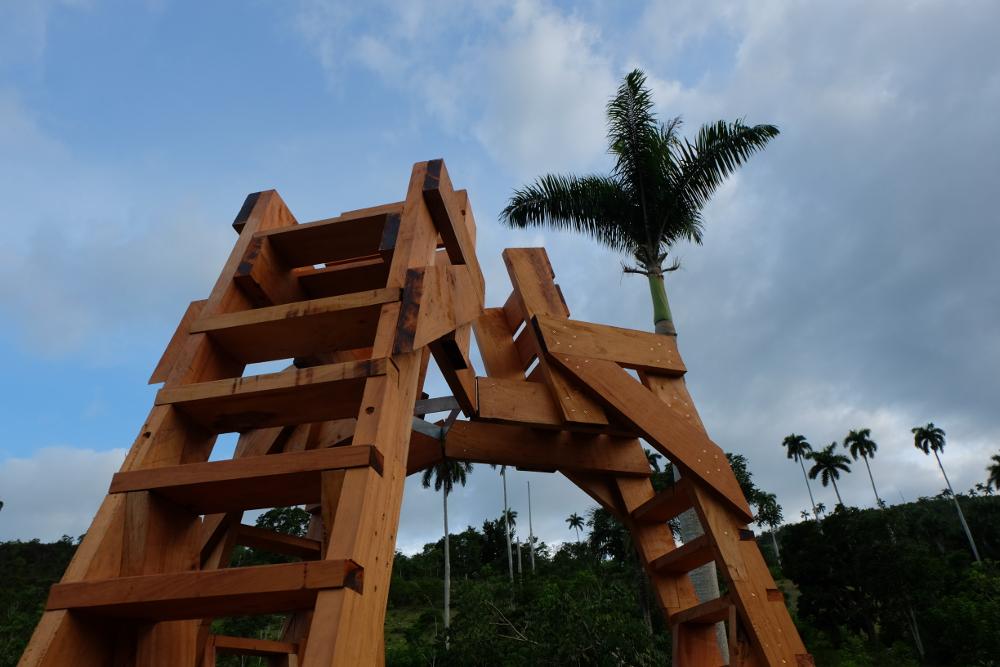 Rise Above cuba - Fondation Malongo - Martial Marquet