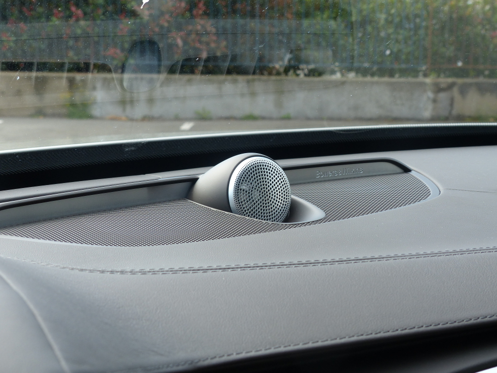 VOLVO 2015 - XC90 _ Système Hifi by BOWERS & WILKINS.