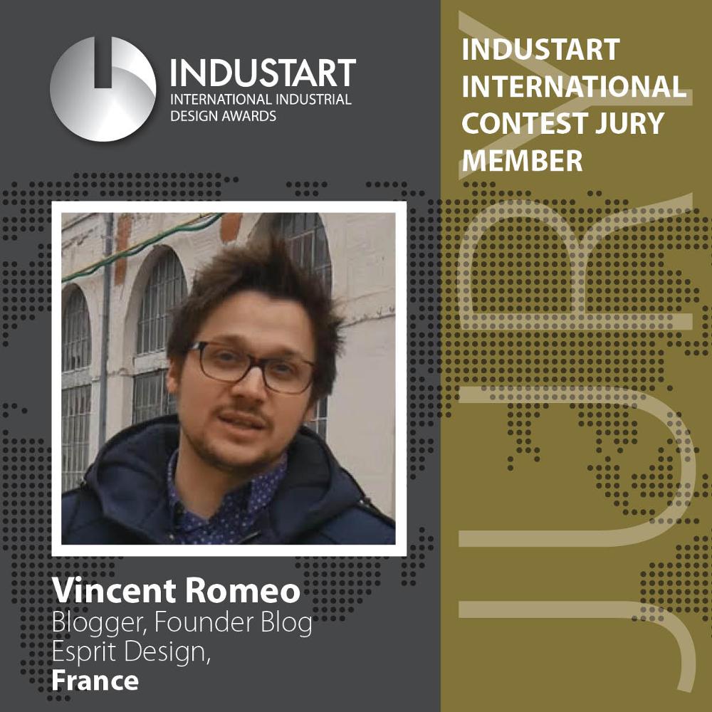 Appel à projet : Industrial design awards by INDUSTART - Jury BED