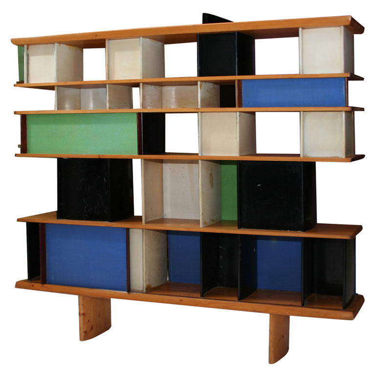 histoire de design charlotte perriand le japon biblioth ques. Black Bedroom Furniture Sets. Home Design Ideas