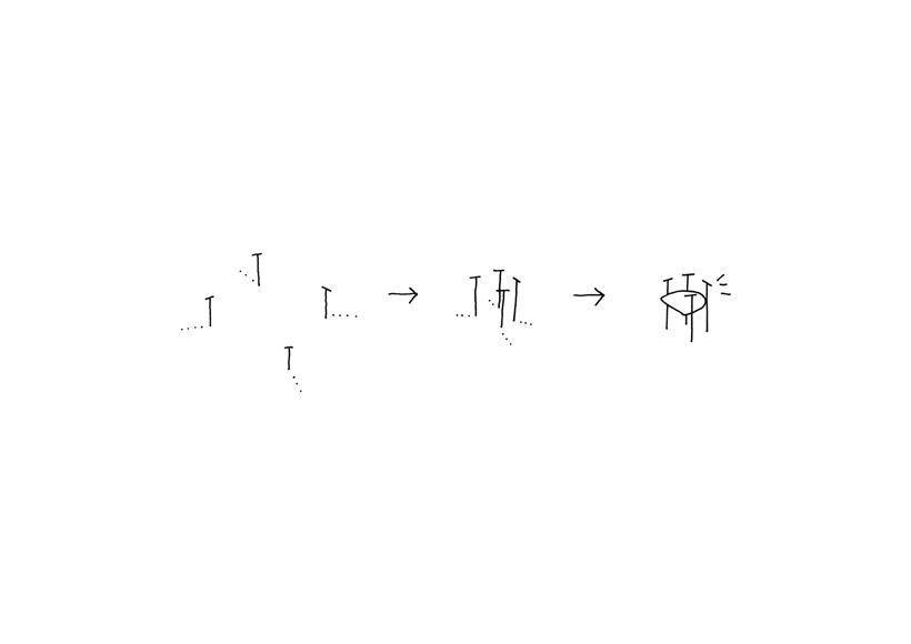 Twig chair par Nendo pour Alias