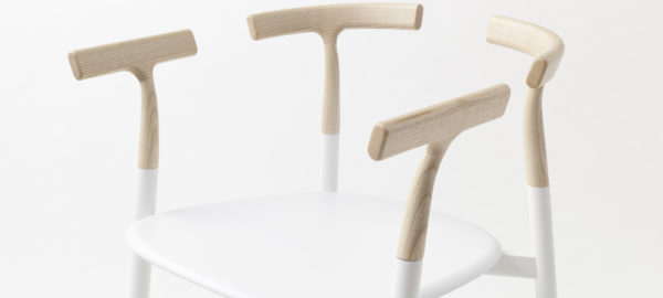 Twig chair par Nendo pour Alias
