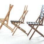 BOW lounge chair confortable par Macosh Design