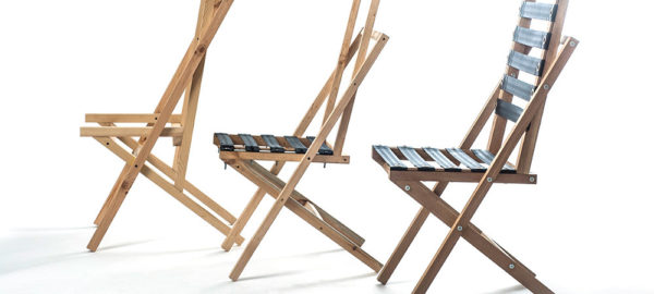 BOW lounge chair confortable par Macosh Design