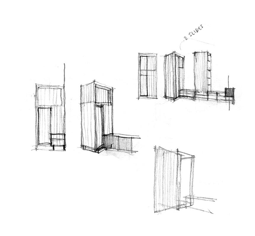 Bedroom unit chambre sur mesure par Sebastian Erazo Fischer