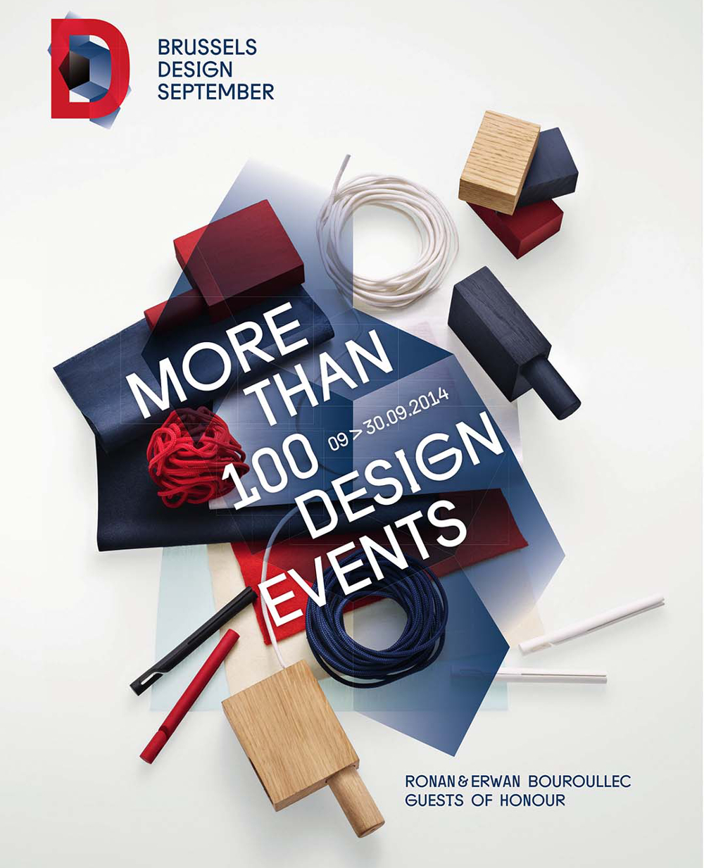 Brussels Design September 2015 en approche