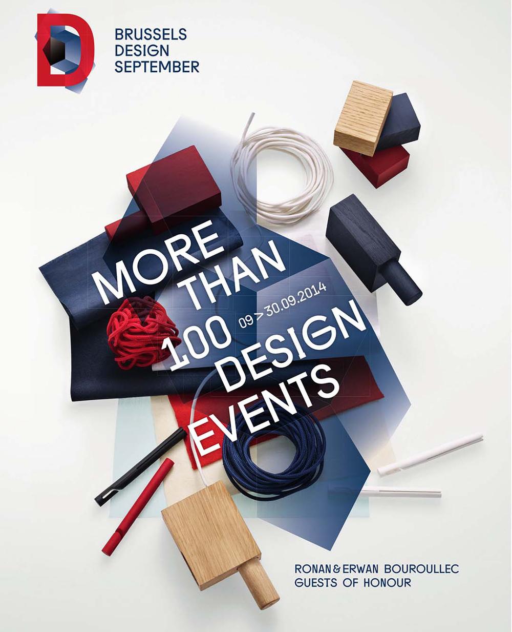 Brussels Design September 2015 en approche