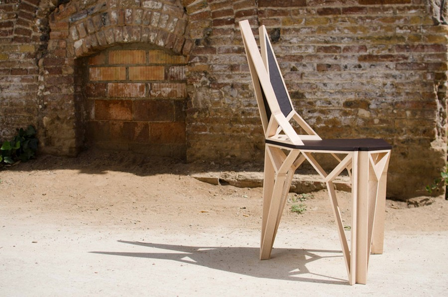 CHAISE ALTEREGO PAR ALBERT PUIG - 2013