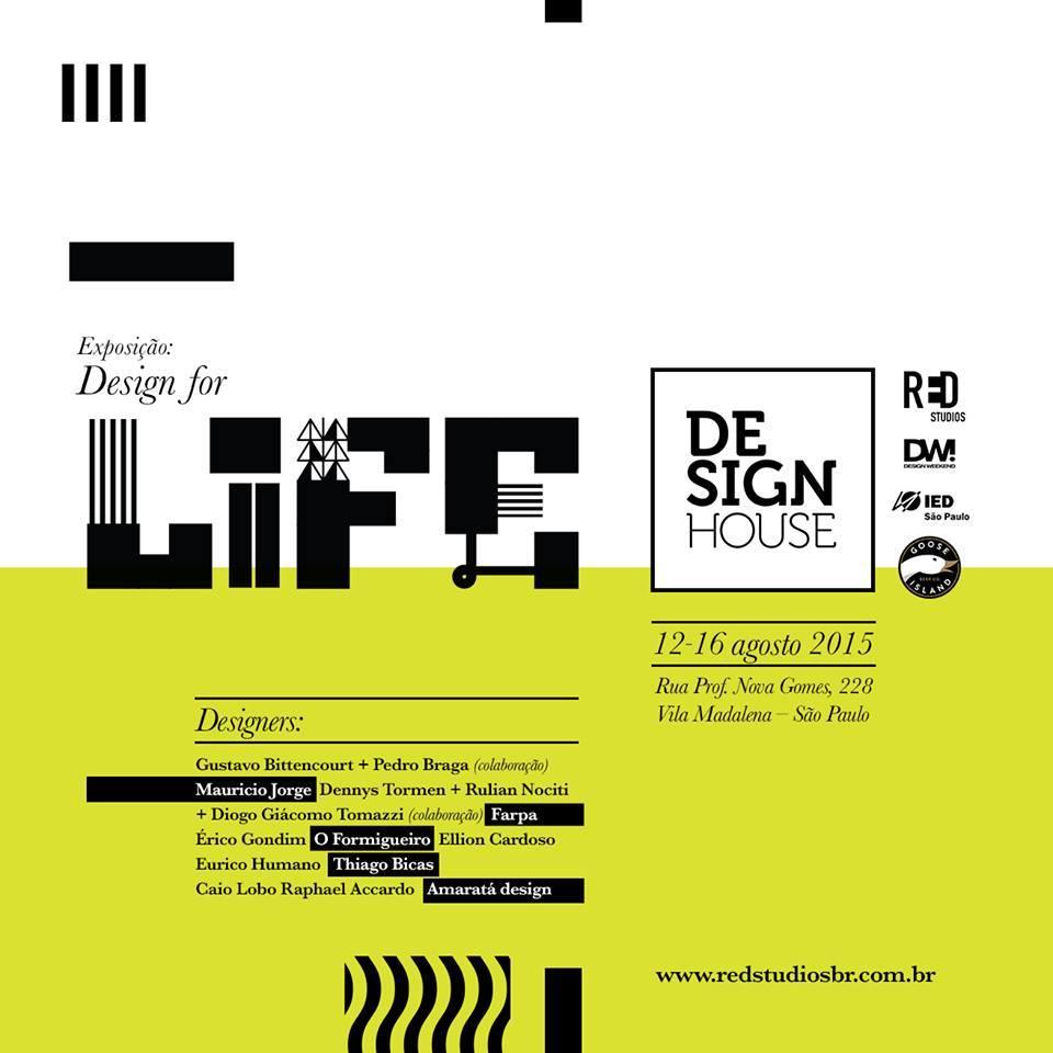 CONVITE EXPOSICAO DESIGN FOR LIFE