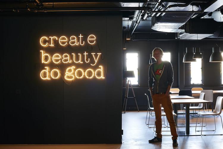 Designer Remko Verhaagen