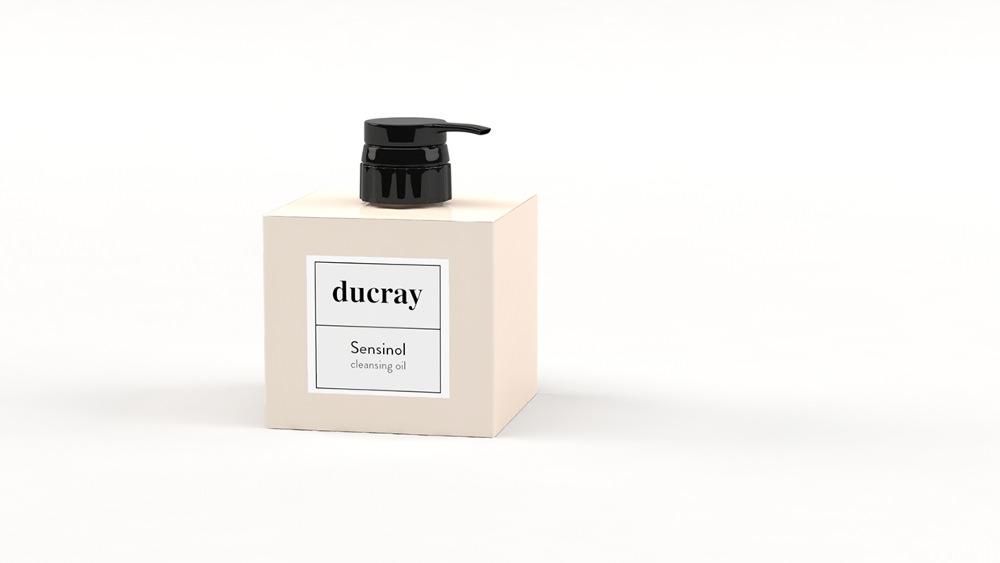 Packaging : Ducray Sensinol Rebranding par Tone Næss et Brage Istad Brenna-Lund